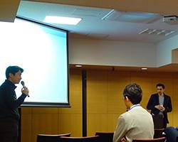 [IFReC Seminar]Mikael Martino