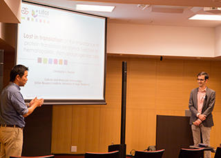 IFReC Seminar Christophe J. Desmet