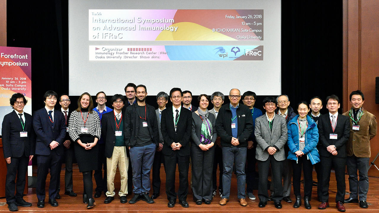 The 9th International Symposium of IFReC