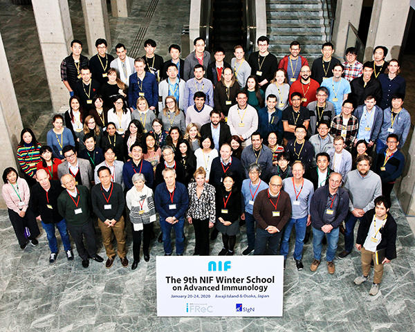 Winter School Awaji FY2019
