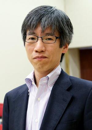 竹田潔教授