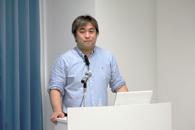 Masashi Watanabe, Ph.D.セミナー_1