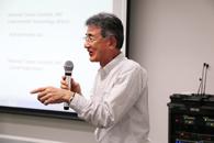 Masashi Watanabe, Ph.D.セミナー_3