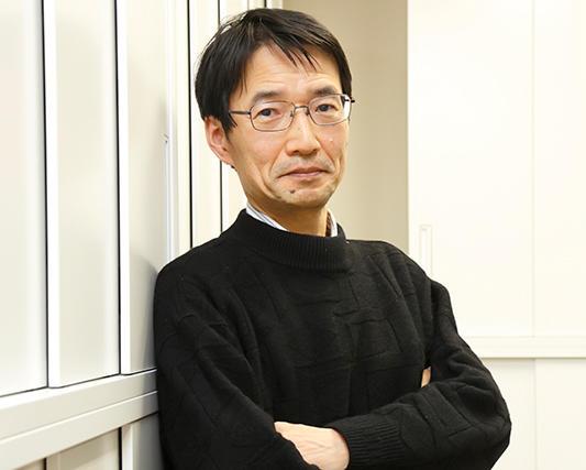 長澤丘司 教授が学士院賞を受賞