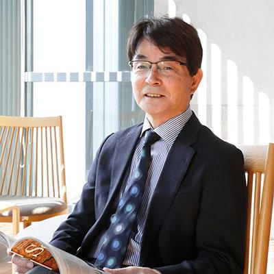 柳田敏雄教授