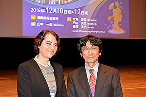 Researchers of IFReC awarded at JSI