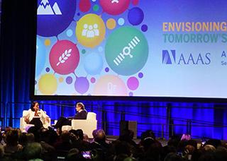 AAAS 2020 annual meeting