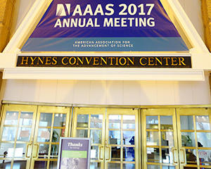 AAAS 2017 BOSTON IFReC